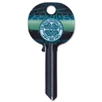 Celtic Stadium Blank Key