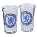 Chelsea 2 Pack Shot Glasses