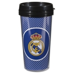 Real Madrid Bullseye Travel Mug