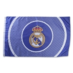 Real Madrid 5x3 Bullseye Flag