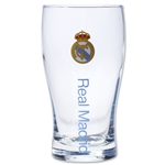 Real Madrid Woodmark Pint Glass