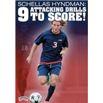 Schellas Hyndman 9 Attacking Drills DVD