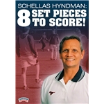 Schellas Hyndman 8 Set Pieces to Score DVD