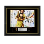 Socrates Signed Brazil Photo 2