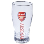 Arsenal Wordmark Pint Glass