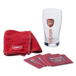 Arsenal Wordmark Mini Bar Set