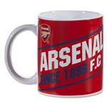Arsenal Established 11oz Mug