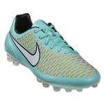 Nike Magista Opus AG (Hyper Turquoise/White/Orange)