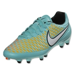 Nike Magista Orden FG (Hyper Turquoise/White/Laser Orange)