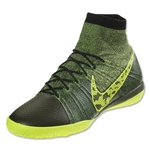 Nike Elastico Superfly IC (Midnight Fog/Hyper Crimson)