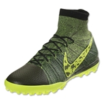 Nike Elastico Superfly TF (Midnight Fog/Hyper Crimson/Volt)