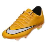 Nike Merurial Vapor X FG Junior (Laser Orange/White/Black)