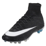 Nike Mercurial Vapor X CR Superfly AG (Black/White/Hyper Turquoise)