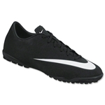 Nike Mercurial Victory V CR TF Junior (Black/White/Hyper Turquoise)