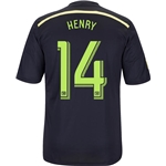 MLS All Stars 2014 HENRY Soccer Jersey