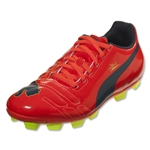 PUMA evoPOWER 4 R HG Junior (Fluro Peach/Ombre Blue/Fluro Yellow)
