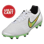 Nike Magista Onda FG (White/Green)