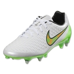 Nike Magista Opus SG-Pro (White/Green)