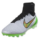Nike Magista Obra AG Cleats (White Knight)