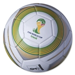 2014 FIFA World Cup Brazil Souvenir Ball (Gray)