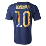 USA Donovan T-Shirt (Navy)