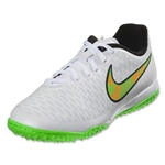 Nike Junior Magista Onda TF (White/Green)