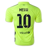 Barcelona 14/15 MESSI Third Soccer Jersey
