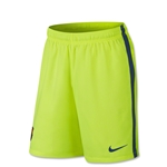 Barcelona 14/15 Youth Third Soccer Short