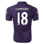 Manchester City 14/15 LAMPARD Third Soccer Jersey