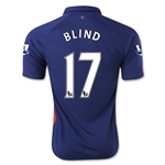 Manchester United 14/15 BLIND Third Soccer Jersey