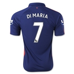 Manchester United 14/15 DI MARIA Third Soccer Jersey