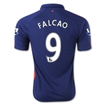 Manchester United 14/15 FALCAO Third Soccer Jersey