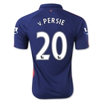 Manchester United 14/15 V. PERSIE Third Soccer Jersey