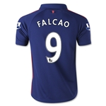 Manchester United 14/15 FALCAO Youth Third Soccer Jersey