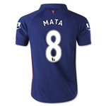 Manchester United 14/15 MATA Youth Third Soccer Jersey