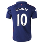 Manchester United 14/15 ROONEY Youth Third Soccer Jersey