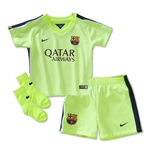 Barcelona 14/15 Third Infant Kit