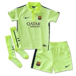 Barcelona 14/15 Third Boys Kit