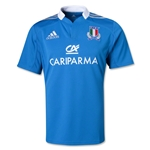 Italy 12/13 Home SS Rugby Jersey