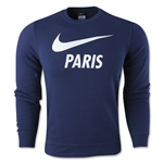 Paris Saint Germain LS Crew Shirt