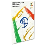 2002 FIFA World Cup Korea/Japan Poster Acrylic Print