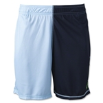 Wreckless Lacrosse Daredevil Lacrosse 2-Toned Short (Navy/Sky)