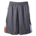 Wreckless Lacrosse Diamond Digi Short (Gray)