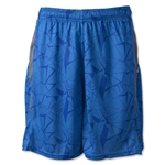 Wreckless Lacrosse Shattered Glass Short (Royal)