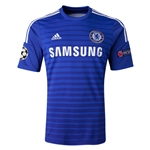 Chelsea 14/15 UCL Home Soccer Jersey