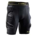 Storelli Bodyshield Ultimate Protection Compression GK Short (Black)
