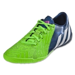adidas Predator Absolado Instinct IN (Rich Blue/Core White/Solar Green)