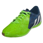 adidas Predator Instinct IN Junior (Rich Blue/Core White/Solar Green)