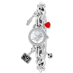 New York Red Bulls Women's Charm Watch