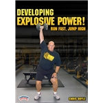Developing Explosive Power! DVD